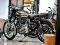 Royal Enfield Classic Chrome 2020 Modern Retro Classic Motorcycle