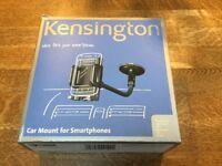 Kensington Car Mount for Smartphones