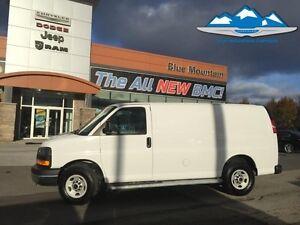 2015 GMC Savana Cargo Van   ACCIDENT FREE, CERTIFIED/ETESTED, WA