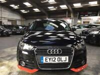Audi A1 Tfsi Competition Line Hatchback 1.4 Manual Petrol