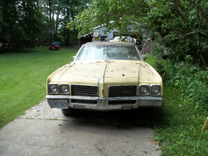 1970 olds 98 convert ,1970 olds 4dr and 1969 olds 98