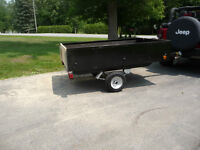 Nice Little Utility Trailer   REDUCED PRICE !!!!!!