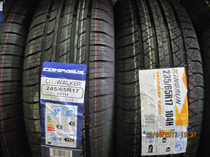 """17"""" ALL SEASON TIRES FOR SALE! THE VALUE FOR MONEY!!!"""