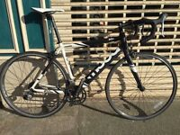 Moda road bike 55cm