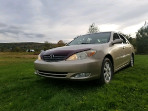 **SOLD PPU** 2004 Toyota Camry XLE