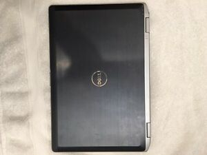 15.6 inch Dell latitude E6520 Core i7(2.70, 3.40 Turbo)GHz