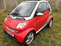 2003 Smart ForTwo Cabrio