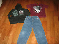 Boys Size 7 Clothing 5 Lots