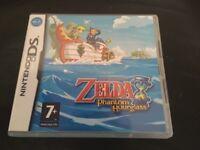 ZELDA the Phantom Hourglass for Nintendo DS