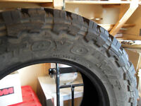 "Toyo M/T 18"" Truck Tires for Sale"