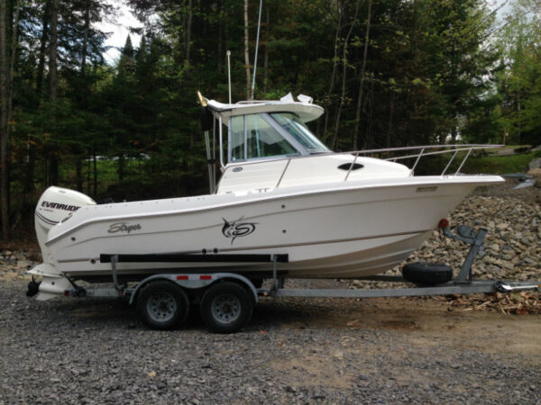 Seaswirl 2101 Striper For Sale Canada