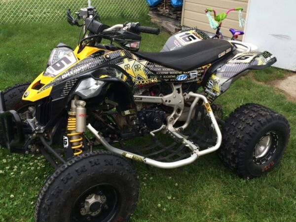 Used 2010 Can-Am ds 450 xmx