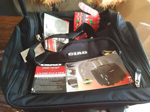 Ciao under the seat travel case