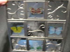 Butterfly Candle holder (window/wall) - Party-lite