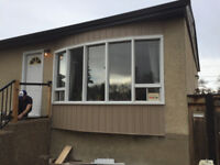Siding and Aluminum Repairs Service within 24 hours