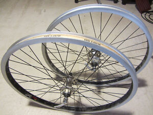 Roues Sun Rims Big Mammoth Fat 26''