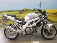 Suzuki SV650 K3**DIGITAL DISPLAY, 2 FORMER OWNERS, ALARM**