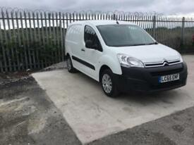 2015/65 Citroen Berlingo 1.6HDi Enterprise Special Edition 3 seater,sat nav,