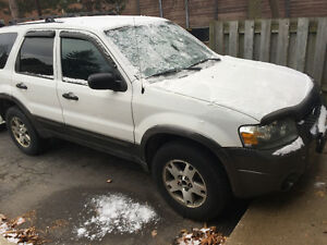2005 Ford Escape SUV, Crossover Kitchener / Waterloo Kitchener Area image 1