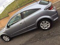 Vauxhall Astra design 3dr 2008 low miles. 12 months mot