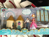 Disney Store Princess dolls and more, price for LOT!