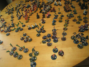 Large Collection of HeroClix miniatures Kitchener / Waterloo Kitchener Area image 5