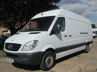 2013 13-REG Mercedes-Benz Sprinter 2.1TD 313CDI LWB. CHEAPEST 2013 MODEL