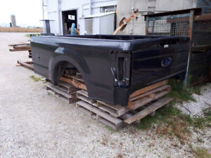 2018-2019 Complete New Ford Truck Box