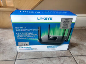 Linksys Tri Band Router