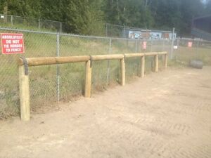 Custom fencing-BOOK NOW! Williams Lake Cariboo Area image 4