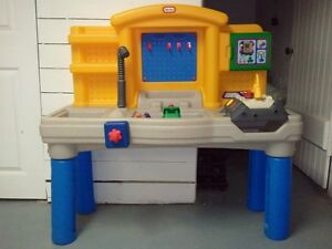 Little Tikes - Work Bench - Extended Size Windsor Region Ontario image 2