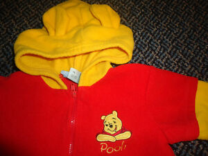Size 18 Months Wonderful World of Disney Winnie The Pooh Outfit Kingston Kingston Area image 3