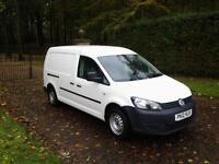 Volkswagen Caddy Maxi 1.6TDI ( 102PS ) C20 BlueMotion Tech Maxi long mot no vat