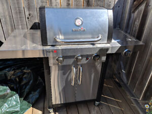 Char-Broil TRU-Infrared™ Commercial Propane BBQ - Almost New!