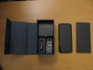 Mint - Like New Samsung Galaxy S8 - 64GB / 4GB - Black