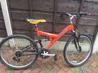 Twister Emmelle mountain bike
