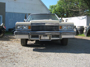 1979 Cadillac Deville  For Demo
