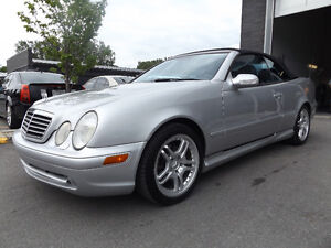 2001 Mercedes CLK430 * CONVERTIBLE *