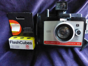 Make me an offer for this Polaroid Colorpack 80  Fuji film