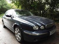 Jaguar X TYPE V6 2.1 2005 86000 MILES PART HISTORY