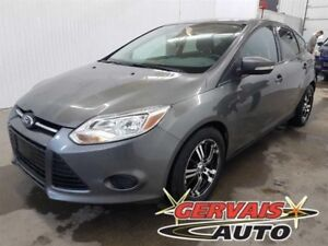 Ford FOCUS SE Hatchback A/C MAGS Bluetooth 2014