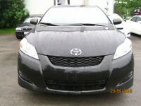 2010 Toyota Matrix Berline yannick au 514-503-4179