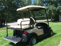 ~The Golf Cart Guy~ 2013 CLUB CAR ELECT FOUR PASSENGER GOLF CART