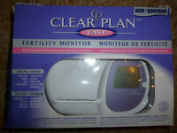 clear plan easy fertility monitor