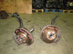 JDM 97-01 Honda Prelude Base Model Front Disk brake Spindle Arms