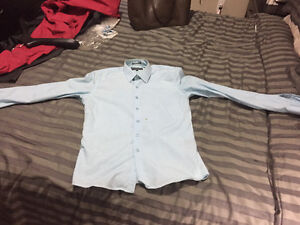 2 Peice Suit with 2 dress shirts