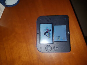 Nintendo 2DS + Pokemon Y