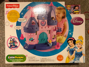 Brand new Fisher Price Castle