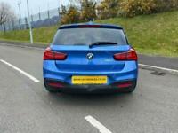 2018 BMW 1 Series 2.0 118d M Sport Shadow Edition Sports Hatch (s/s) 5dr Hatchba