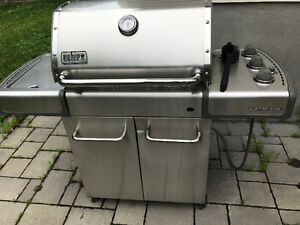 Weber Genesis 3 Burner Natural Gas BBQ